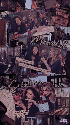Grey's Anatomy Lexie, Grey's Anatomy Mark, Meredith Y Derek, Meredith And Christina, Grey's Anatomy Wallpaper Iphone, Grey Wallpaper Iphone, Greys Anatomy Funny, Grey Anatomy Quotes, Cristina Yang