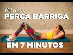 TV Chris Flores: como perder barriga em sete minutos - YouTube                                                                                                                                                                                 Mais
