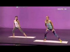 Online Fitness I Pilates I Dynamic Pilates Folge 2 - YouTube