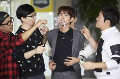 'Infinity Challenge' tops all other shows as the most popular program! Infinity Challenge, Most Popular Tv Shows, Adventure Movies, Infinite, Programming, Sci Fi, Challenges, Korean, Internet