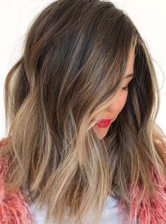 56 Gorgeous Ombre Hair Color Trends for 2018. Elegant ombre hair color trends you really need to know right now for best hair looks. Ombre is a popular hair coloring technique to use for best hair colors and hairstyles. You may use it with various other hair colors and shades. There are so much celebs who love to keep their hair looks with ombre hair colors.