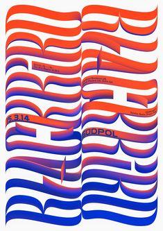 "poster / affiche ""Südpol"" by Felix Pfäffli (Feixen) (Switzerland, Suisse)"