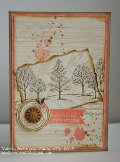 Stampin' Up!/gorgeous grunge and Lovely as a tree