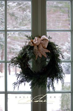 {holiday inspiration : candlelight and firelight and mistletoe} by {this is glamorous}, via Flickr