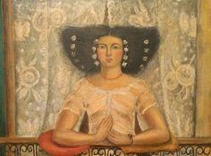 Anita Malfatti A mulher do Pará, 1927  Anita Malfatti A Mulher do Pará, 1927