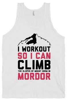 Workout tshirt | Tank top @Laney Galbraith