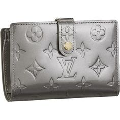 ▁▂▃▄❤❤♥ Louis Vuitton Monogram Vernis French Wallet M91533 Aov ,↗↘↗↘ IT'S HARD TO FIND IT~ →❤♥……
