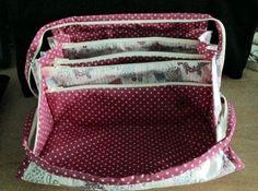 Biobic Gear Bag interior