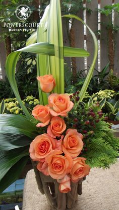 Easter Floral arrangement by Carol Bone, would love this on my side table!