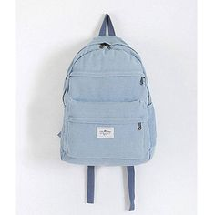 Women's Denim Backpack Schoolbag College Bag Daypack 216 Source by etsy