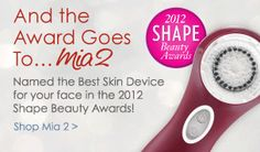 This is better than many facials...  your skin feels amazing every day!  Classic for home and Mia for travel, must haves.