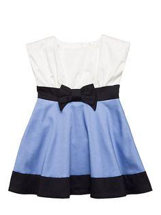 toddlers' colorblock fiorella dress