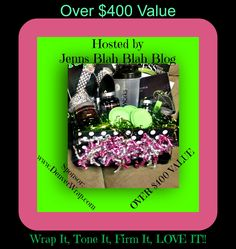 Ultimate Body Wraps Basket Giveaway! Valued at more than $400!