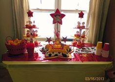 "Photo 5 of 14: Jessie and Bullseye Party / Birthday ""Jessie Cowgirl 5th Birhtday"" | Catch My Party"