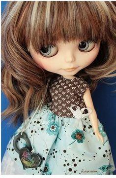 Блайз: глазастые куклы для взрослых. Обсуждение на LiveInternet - Российский Сервис Онлайн-Дневников