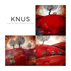 Exclusive to KNUS. Art by Cherie Roe Dirksen. #art #prints #knus #cherieroedirksenart Moonage Daydream, South African Artists, Red Tree, Art Thou, House On A Hill, Art Portfolio, Local Artists, All Art, Original Artwork