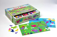 Did you play with Fuzzy Felt? I loved it.