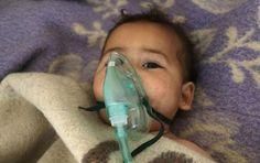 Matan a niños en ataque químico en Siria, van 72 muertos - http://www.notimundo.com.mx/portada/ninos-ataque-quimico-siria/