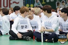 "BTS at 2017 ""Idol Star Athletics Championships""  [170116]"