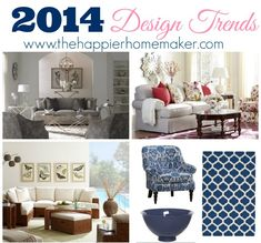 2014 Interior Design Trends to Watch
