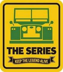 LandRover Series : Keep the legend alive Lander Rover, Le Mans, Military Stickers, Land Rover Defender 110, Landrover Defender, Land Rover Series 3, Vintage Metal Signs, Car Posters, Car Advertising