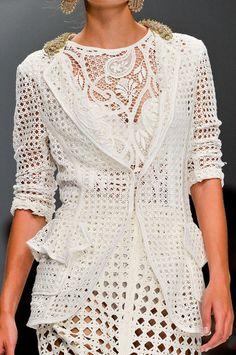 Ermanno Scervino milan-fashion-week spring 2012