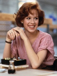 Molly Ringwald as Claire Standish The preppy, carefully coiffed, coppery bob is so '80s—but also totally timeless.