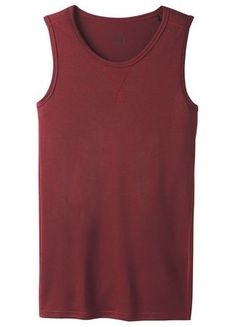 Prana Mens Transverse Tank Rusted Roof (Close Out) Summer Outfits Men, Summer Clothes, Sleeveless Shirt, Quick Dry, Workout, Fitness, Fashion, Moda, Summer Clothing