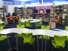 Cool school libraries - Google Search