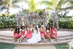 Tropical Paradise Camarillo Wedding: Julian