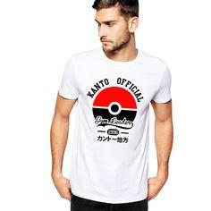 >> Click to Buy << YEASERO H961 New 2016 Unisex  T Shirt Game Pokemon Go Summer Camisetas Anime Women's T-shirt Letters Print Tees #Affiliate