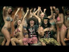 LMFAO - Shots ft. Lil Jon  Don't judge me for liking this,but  it SOOO makes me want to party!