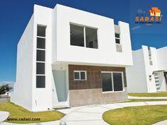 #lasmejorescasasdemexico LAS MEJORES CASAS DE MÉXICO. El modelo de vivienda NARANJO, en nuestro fraccionamiento Paseos del Bosque Residencial, es una hermosa construcción de 2 niveles acondicionada con sala, comedor, cocina, 3 recámaras, 2 baños y medio, patio de servicio, jardín y estacionamiento. En Grupo Sadasi, le invitamos a comprar su casa en nuestros desarrollos de Querétaro, donde le encantará vivir. gacontreras@sadasi.com