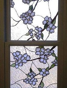 Custom Stained Glass Transom Windows for Sale Baltimore | Terraza