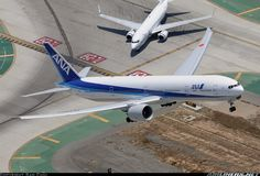 All Nippon Airways - ANA JA789A Boeing 777-381/ER aircraft picture