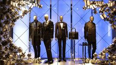 Hugo Boss, London