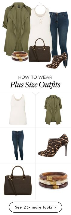 """Untitled #510"" by pinkpeony21 on Polyvore featuring M&Co, maurices, Sole Society, MICHAEL Michael Kors, Lanvin and Chico's"