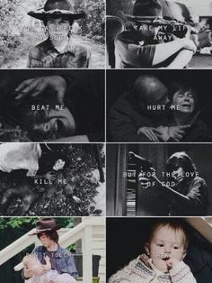 Carl and Judith Grimes ♡