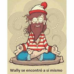 Wally se encontro a si mismo