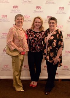 I recently styled these fabulous ladies for the Breast Cancer Support Services of Berks County's 3rd Annual Pink Passion for Fashion show and brunch at Stokesay Castle.