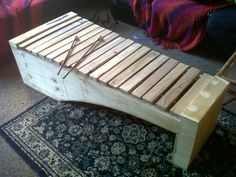 Marimba / Xylophone / Coffee Table
