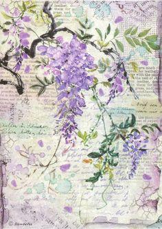 http://www.ebay.co.uk/itm/Rice-Paper-Decoupage-Scrapbook-Sheet-Craft-Paper-Wisteria-/201876471040
