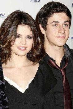Selena Gomez and David Henrie Cute Date & Video