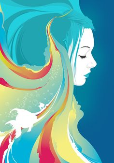 Captivating Vector Illustrations by Pablo Jeffer