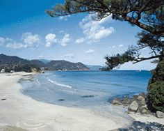 Shirahama Beach Southern Izu Peninsula, Shimoda, Japan... Our favorite summer beach
