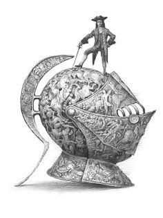 Jonathan Swift Gulliver's Travels illustrated by Erko