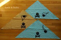 kuka and bubu: Pirate kit - Kit pirata