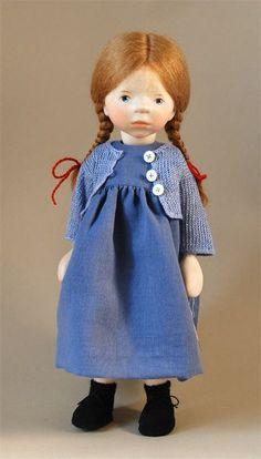 Elisabeth Pongratz doll