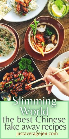 Slimming World Chinese Fakeaway recipes with low syns Easy Healthy Dinners, Easy Dinner Recipes, Healthy Recipes, Diet Recipes, Chinese Fakeaway, Chinese Food Delivery, Best Chinese Food, Asian Recipes, Ethnic Recipes