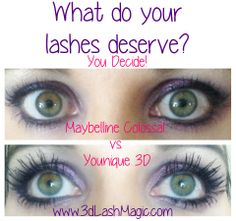 How to get crazy long lashes with mascara!